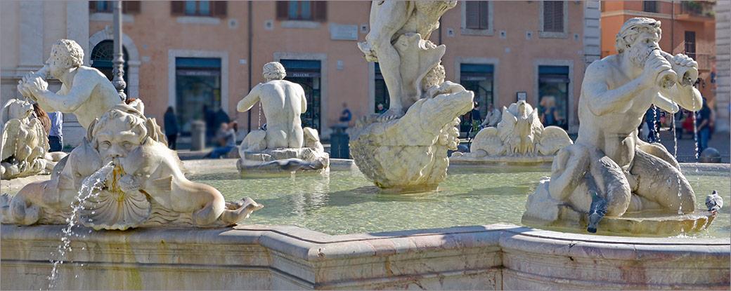 Entwässerung im antiken Rom
